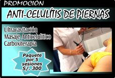 Anti-Celulítis de Piernas