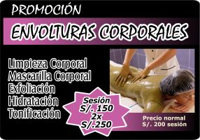 Envolturas Corporales Promo