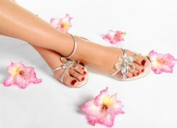 Pedicure, Pies Bellos