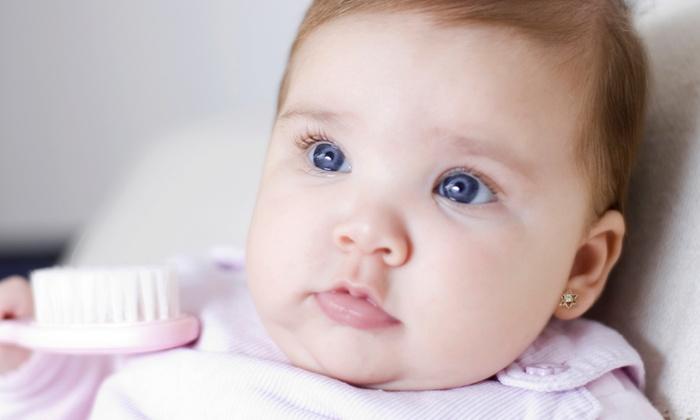Aretes de bebé 1
