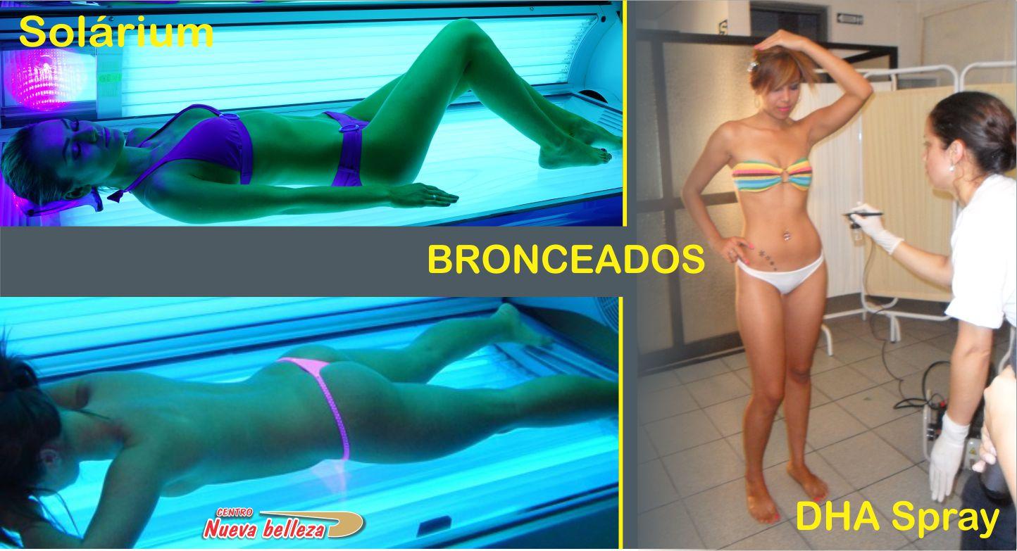Bronceado Solarium - Spray DHA