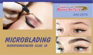 Microblading Cejas 3D