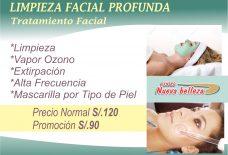 Tratamiento Facial Profunda