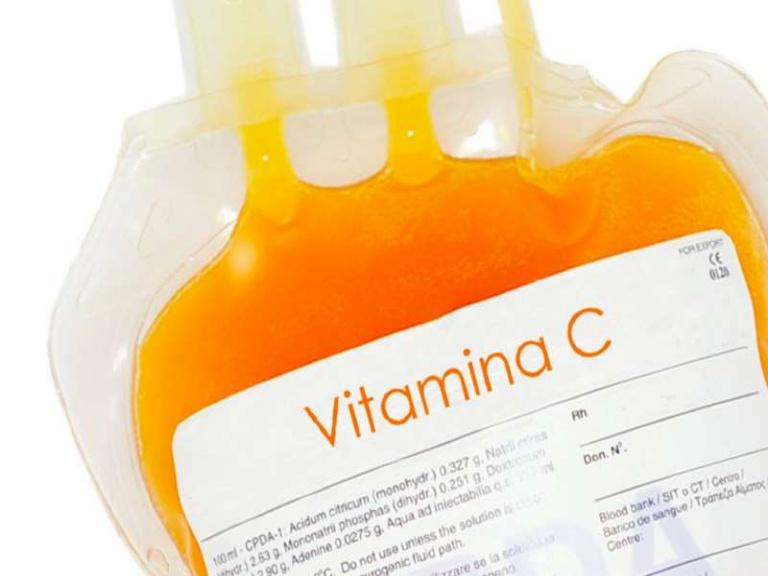 Terapia con Vitamina C -1