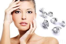 Peeling con Puntas de Diamante